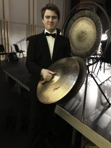Bendik Nøstdal Langlo - slagverk - Paul Creston : «Marimbakonsert» 1. sats